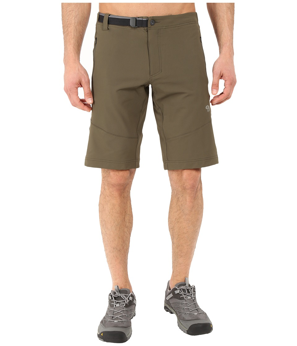 Mountain Hardwear - Chockstone Midweight Active Short (Peatmoss) Men's Shorts