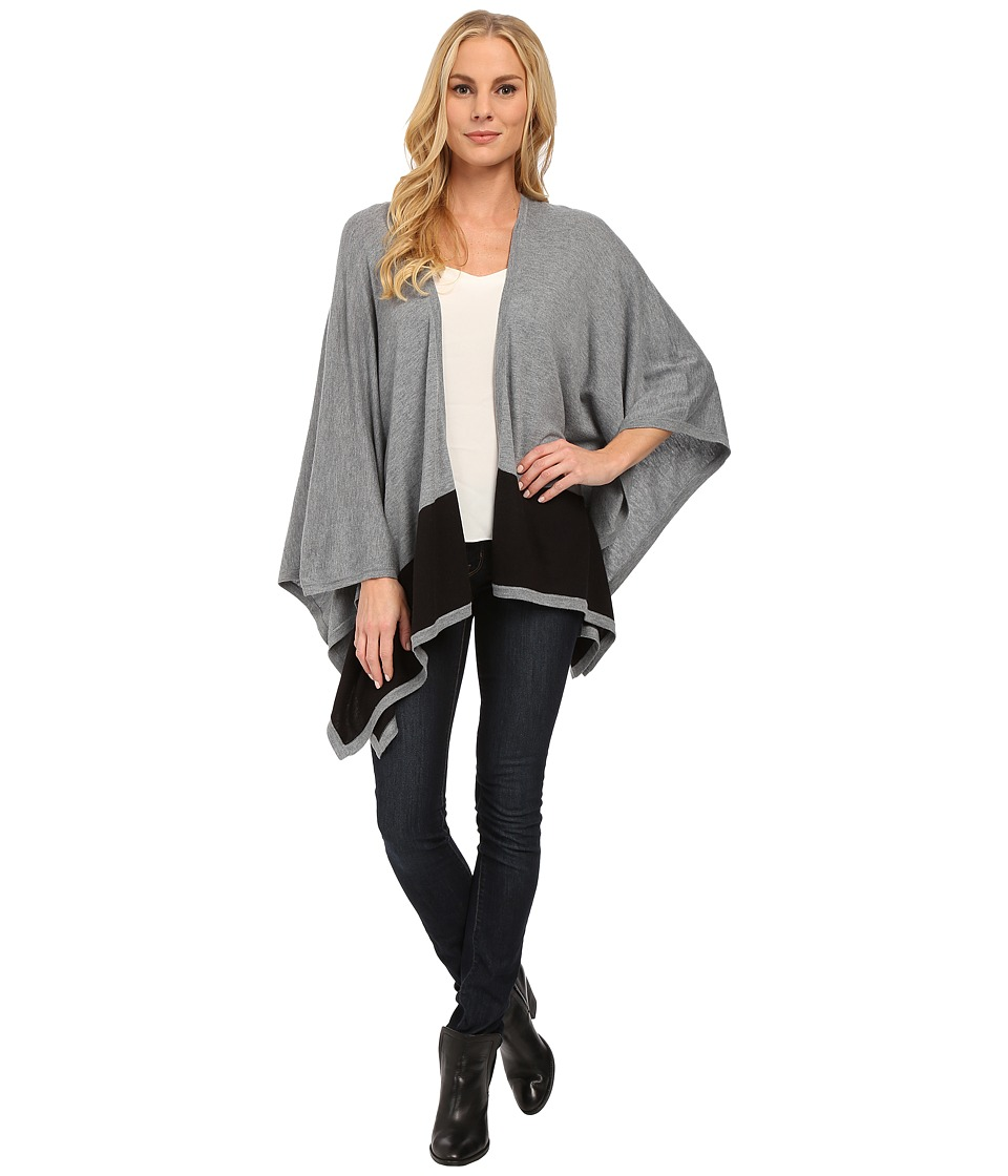 NYDJ - Blanket Sweater Cardigan (Heather) Women's Sweater