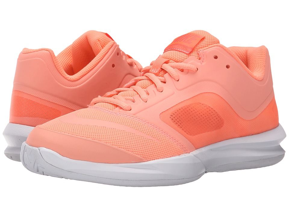 Nike - DF Ballistec Advantage (Atomic Pink/White/Bright Mango/Atomic Pink) Women's Tennis Shoes