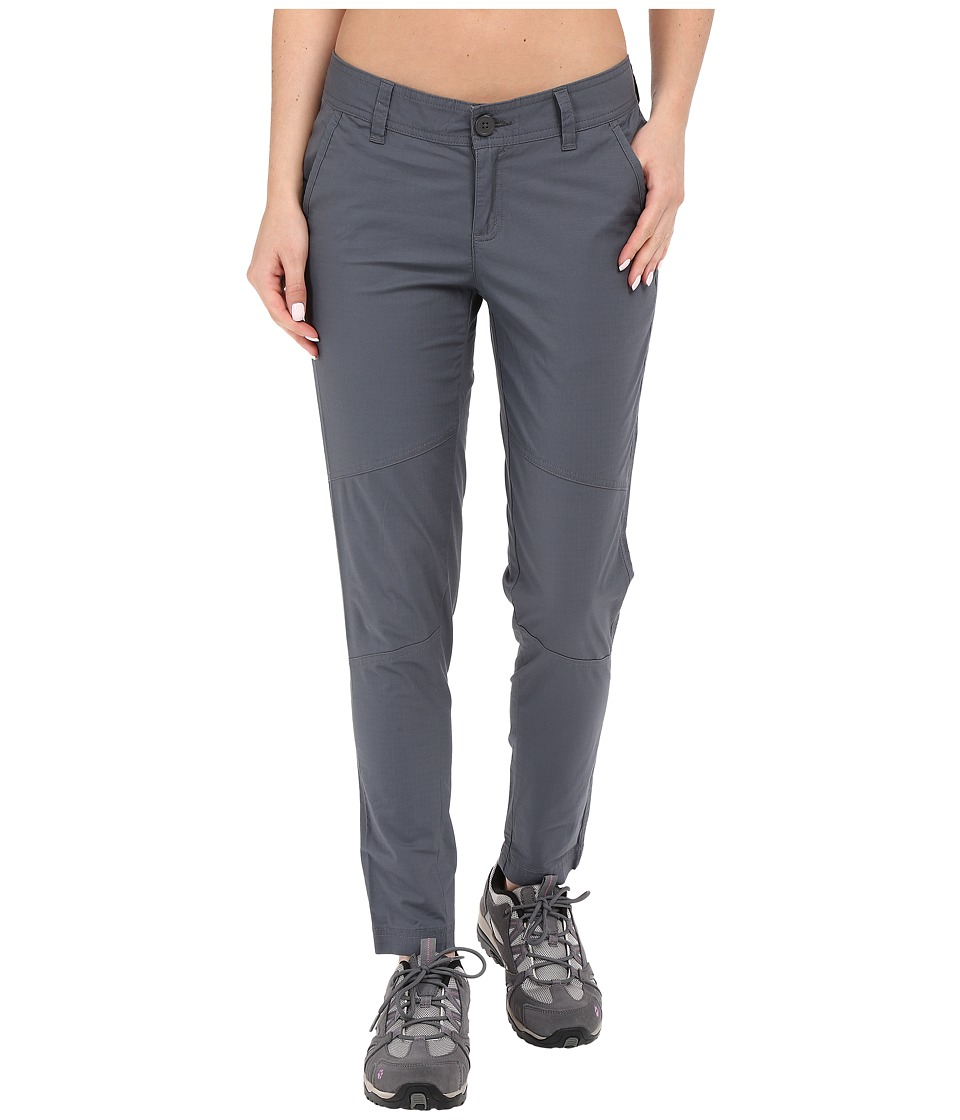 Mountain Hardwear - Wandering Ankle Pants (Graphite) Women's Casual Pants