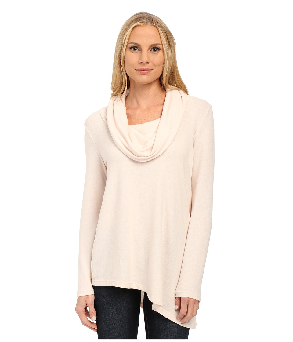 NYDJ - Cozy Constance Cowl Neck (Powder) Women's Clothing