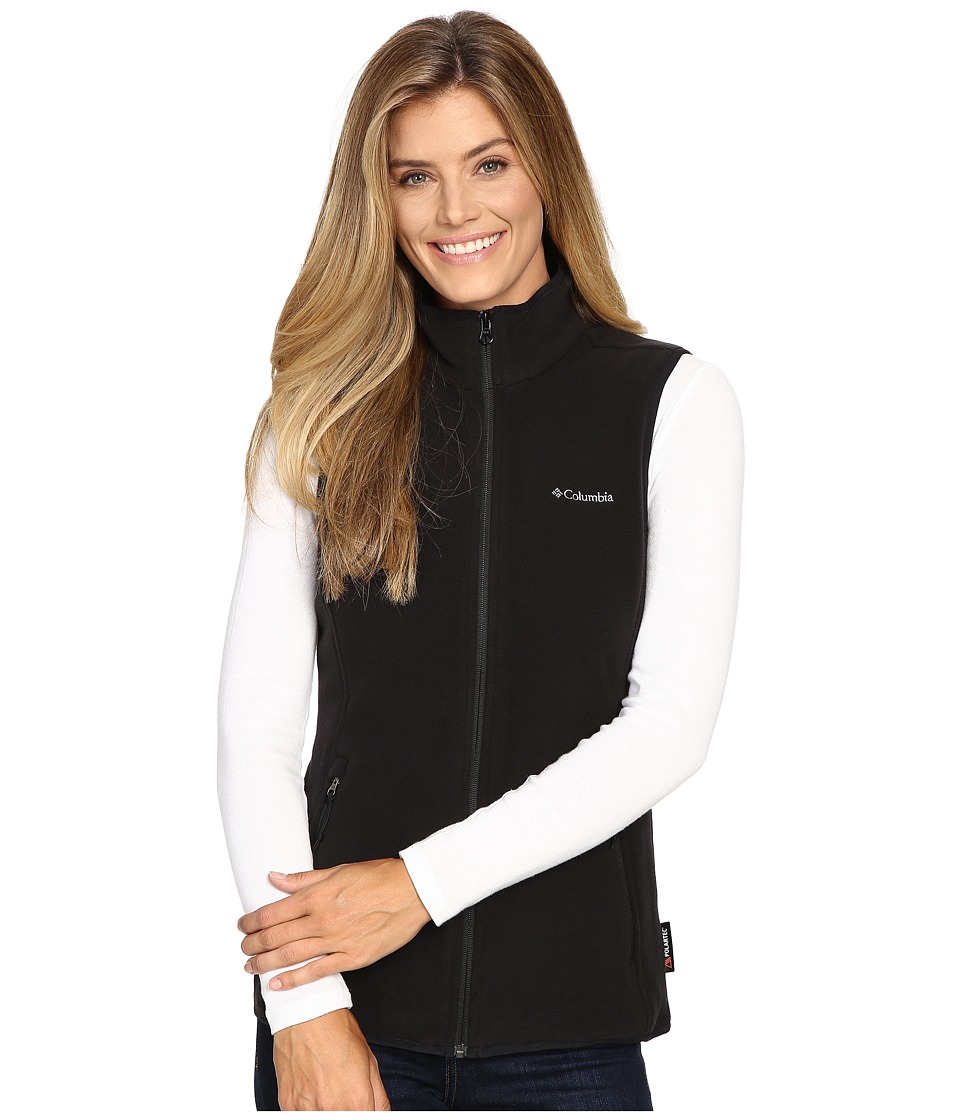 Columbia - Fuller Ridge Vest (Black) Women's Vest