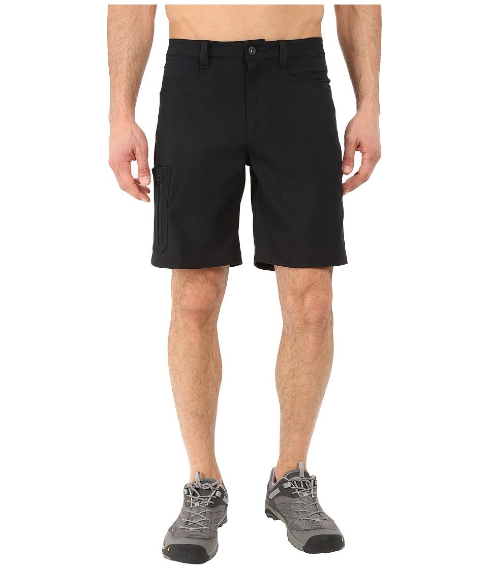 Mountain Hardwear Sawhorsetm Shorts (Black) Men