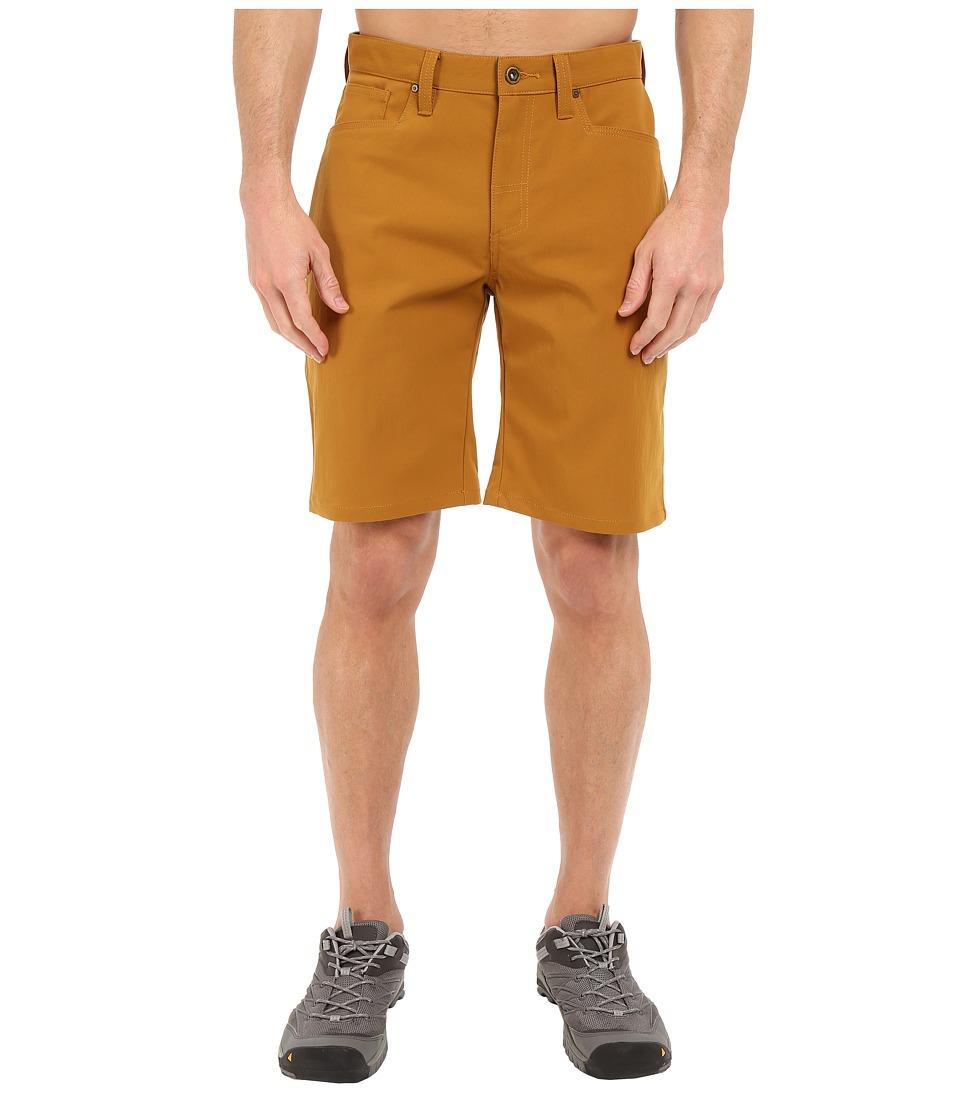 Mountain Hardwear Piero Utility Shorts (Underbrush) Men