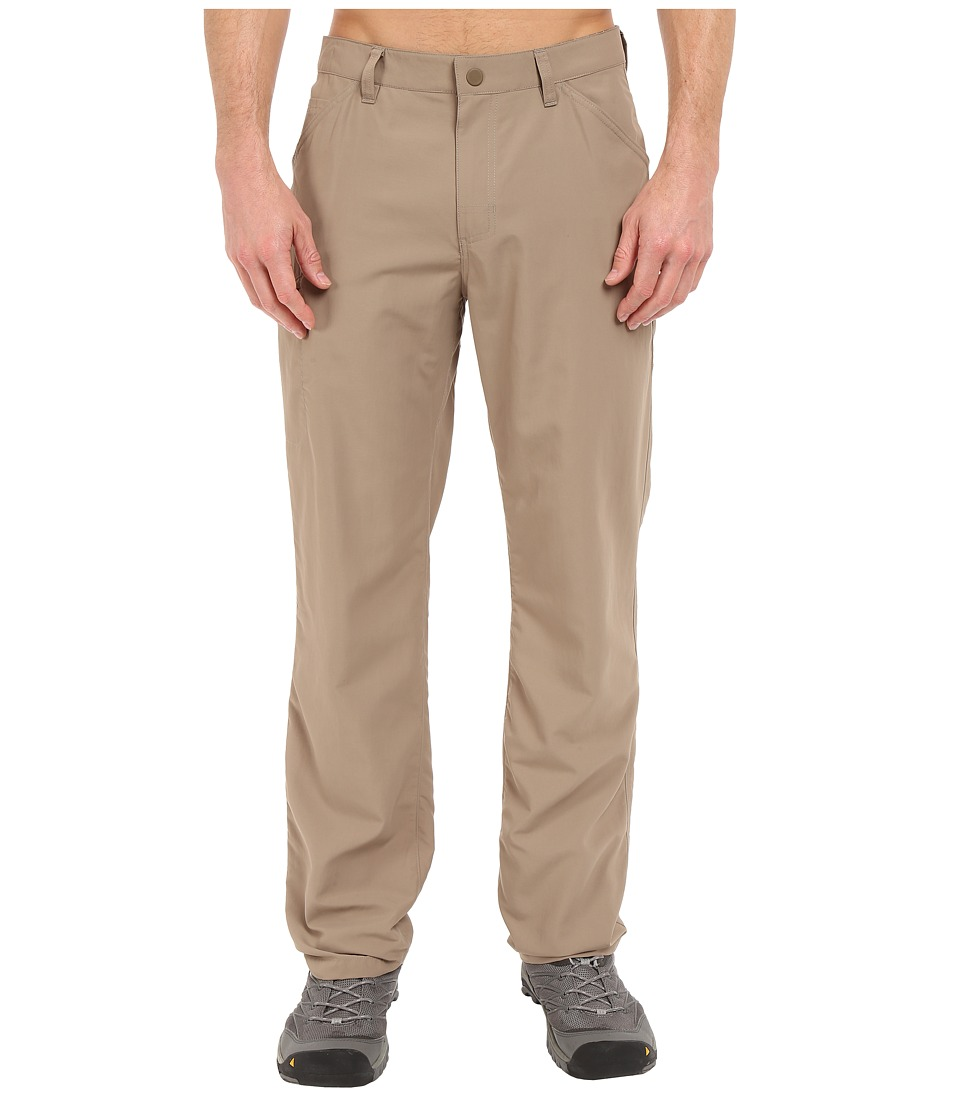 Mountain Hardwear - Mesa II Pants (Khaki) Men's Outerwear