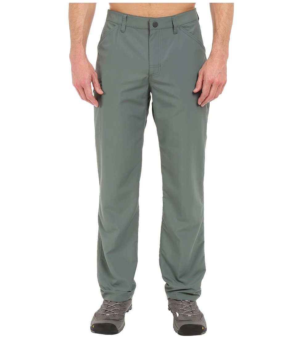 Mountain Hardwear - Mesa II Pants (Thunderhead Grey) Men's Outerwear