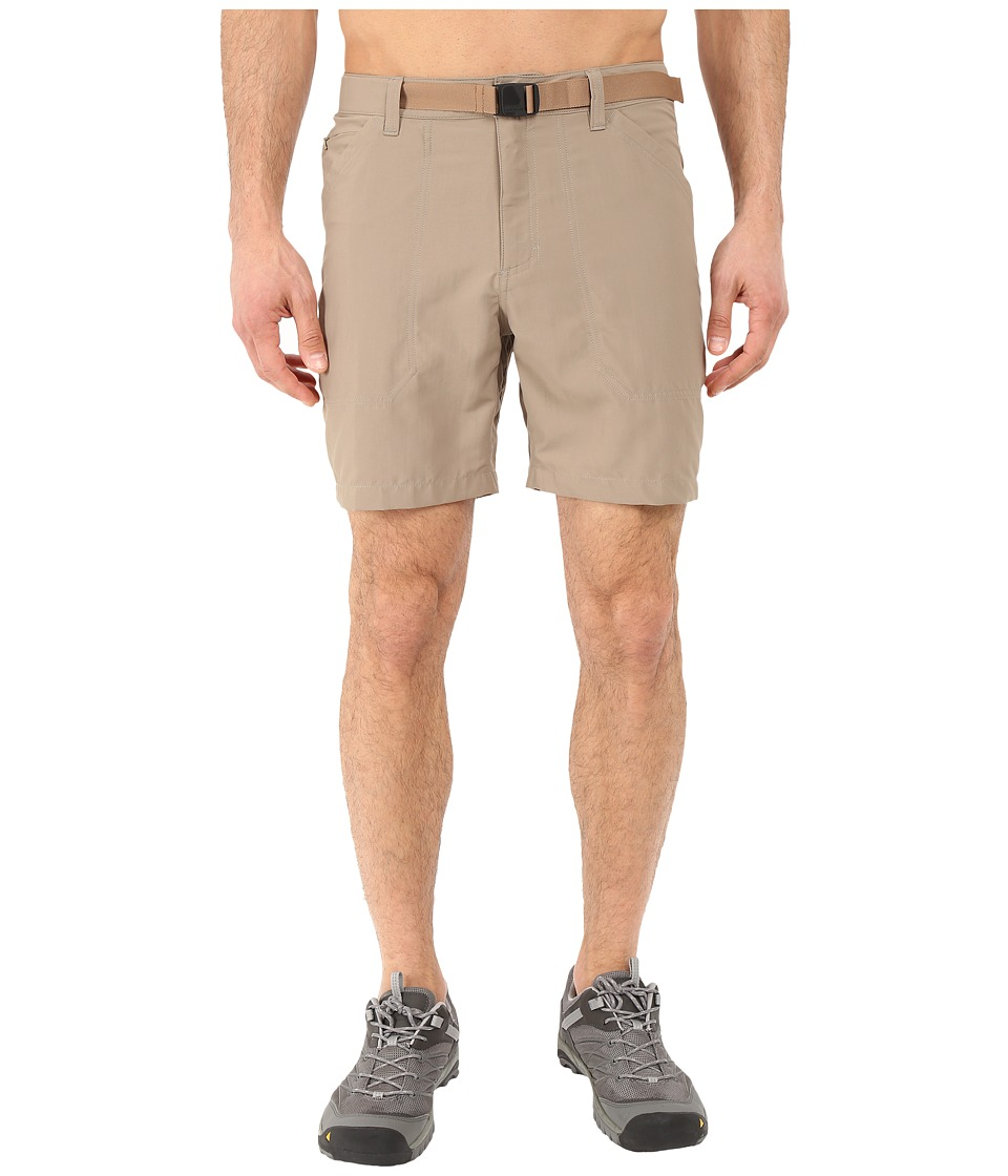 Mountain Hardwear - Canyon Shorts (Khaki) Men's Shorts