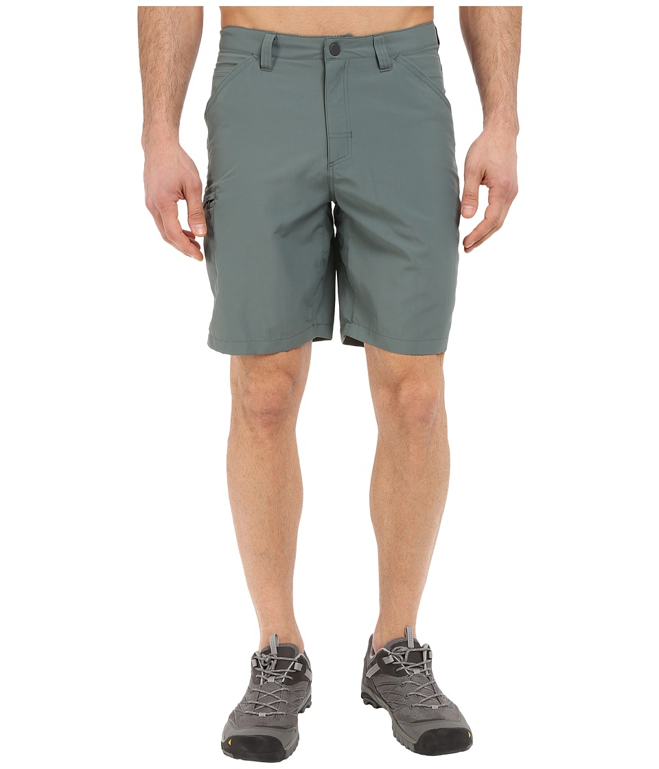 Mountain Hardwear - Mesa II Shorts (Thunderhead Grey) Men's Shorts