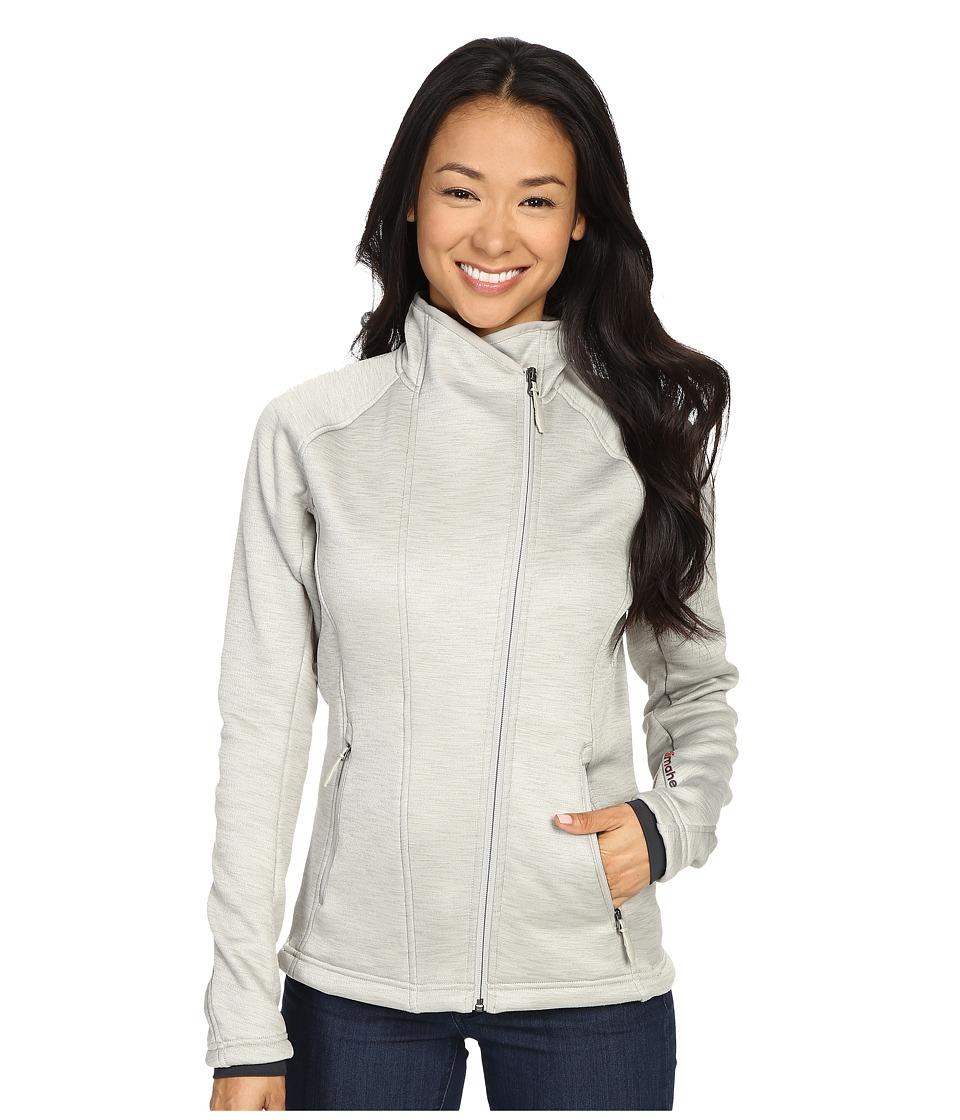 adidas Outdoor - All Outdoor Climaheat Fleece Jacket (Sesame) Women's Coat