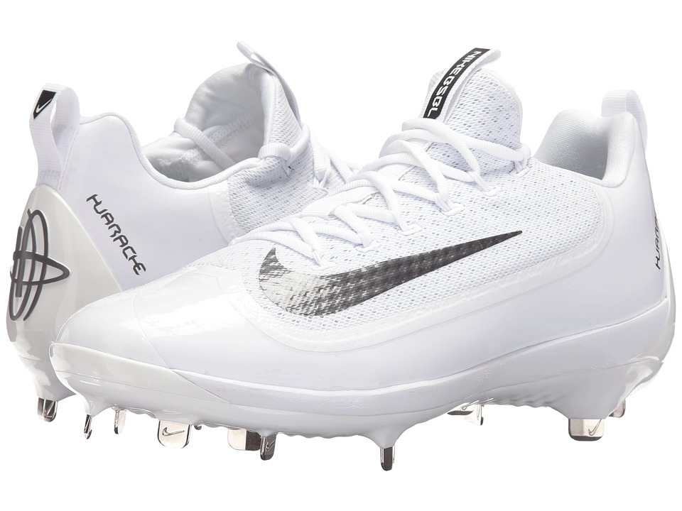 Nike Air Huarache 2KFilth Elite Low (White/White/Dark Gre...