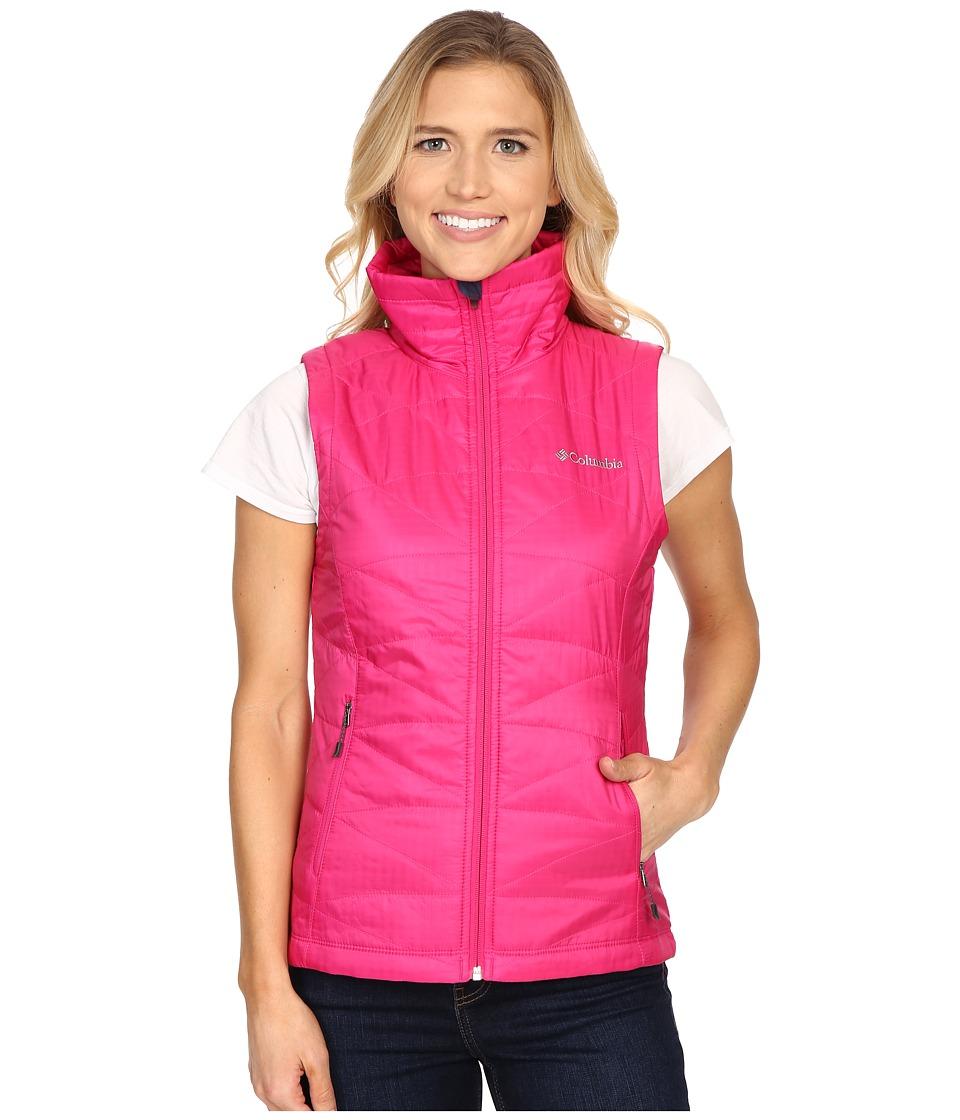 Columbia - Mighty Lite III Vest (Haute Pink) Women's Vest