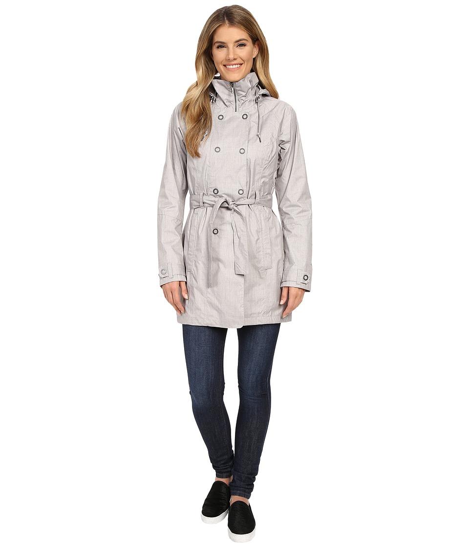Columbia - Steal Your Thunder Jacket (Flint Grey) Women's Coat