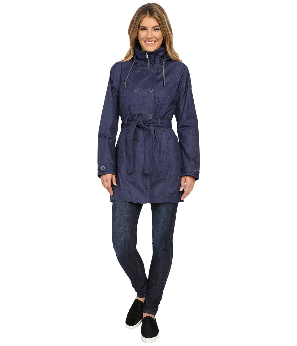 Columbia - Steal Your Thunder Jacket (Nocturnal) Women's Coat