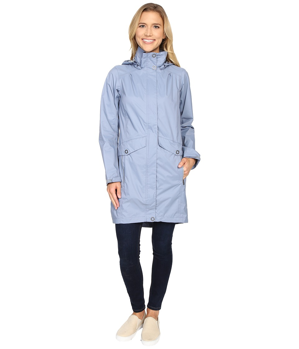 Columbia - EvaPOURation Trench (Beacon) Women's Coat