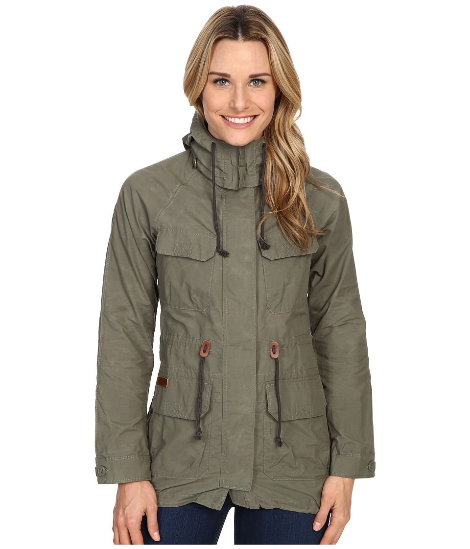 Columbia - Tillicum Bridge Long Jacket (Cypress) Women's Coat