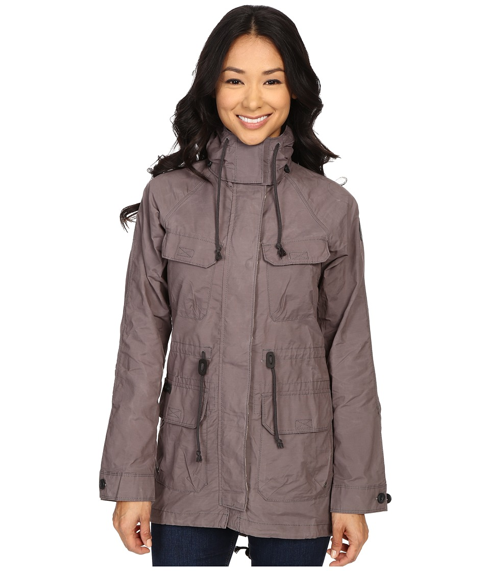 Columbia - Tillicum Bridge Long Jacket (Pulse) Women's Coat