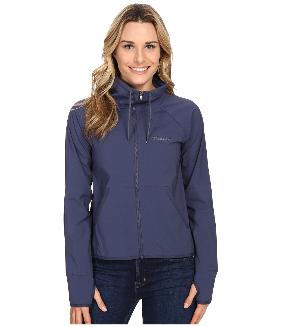 Columbia Sweet As Softshell Jacket (Nocturnal Heather) Women