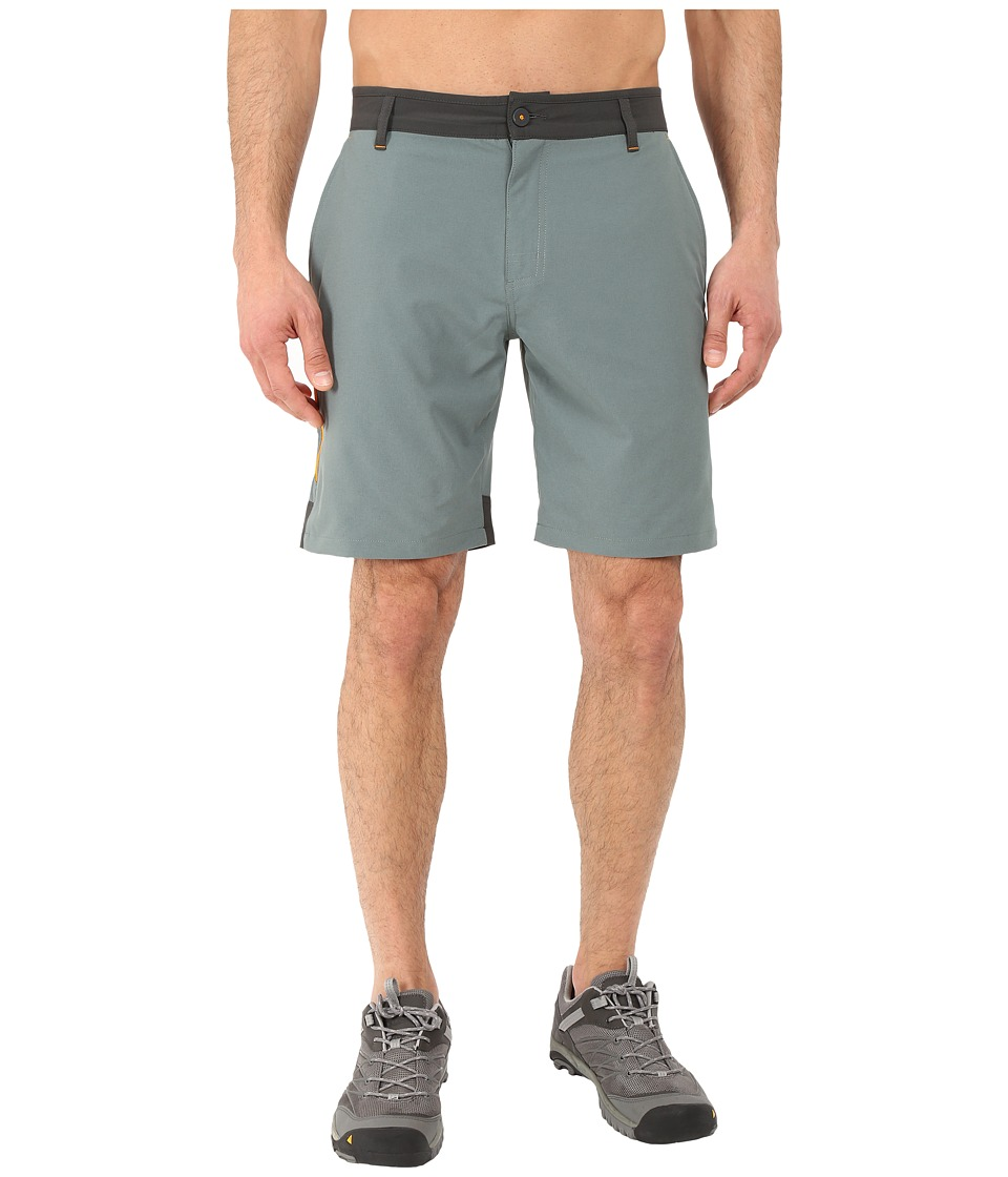 Mountain Hardwear - Right Bank Shorts (Thunderhead Grey) Men's Shorts