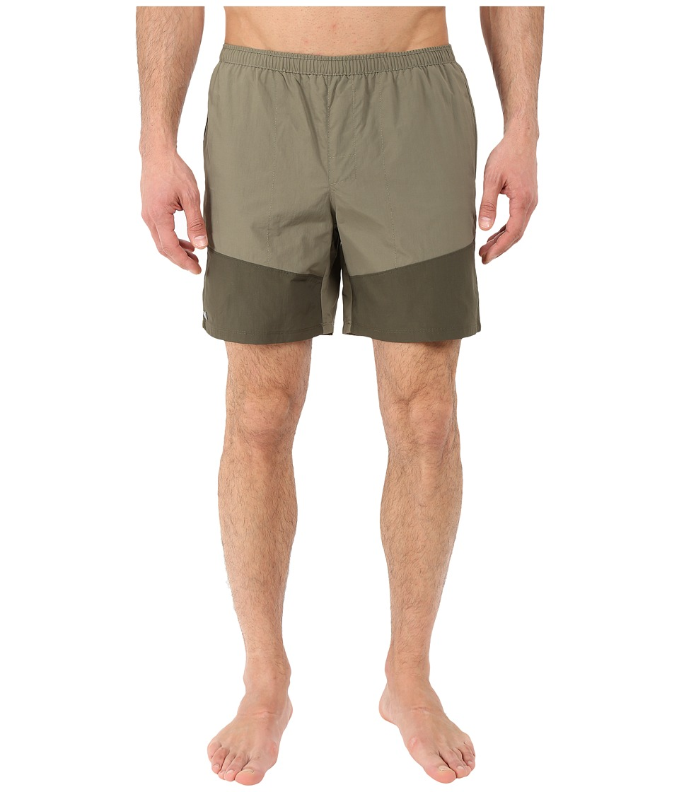 Mountain Hardwear - Class IVtm Shorts (Stone Green) Men's Shorts