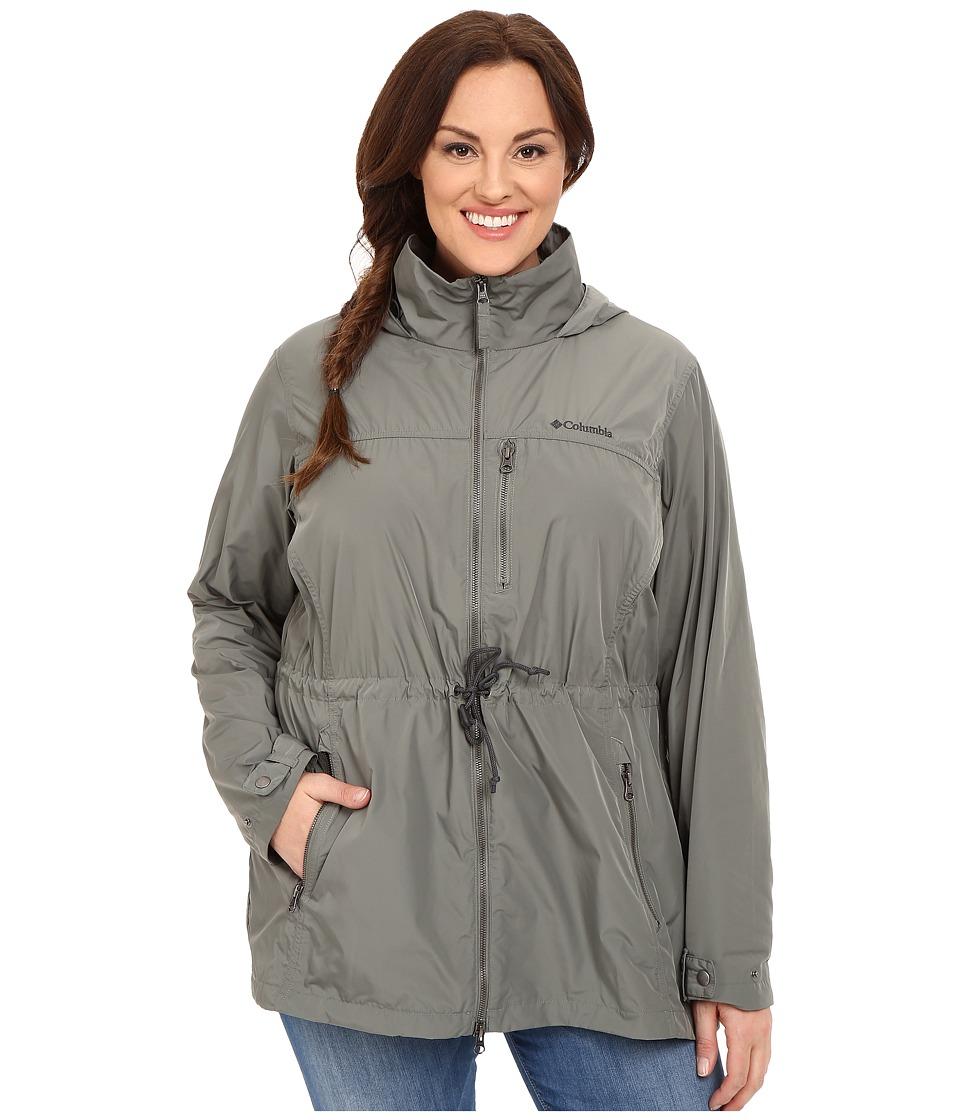 Columbia - Plus Size Suburbanizer Jacket (Cypress) Women's Coat