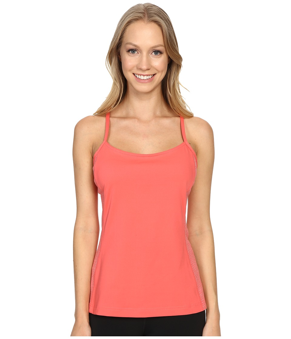 adidas Outdoor All Outdoor Climb the City Tank Top (Super Blush) Women