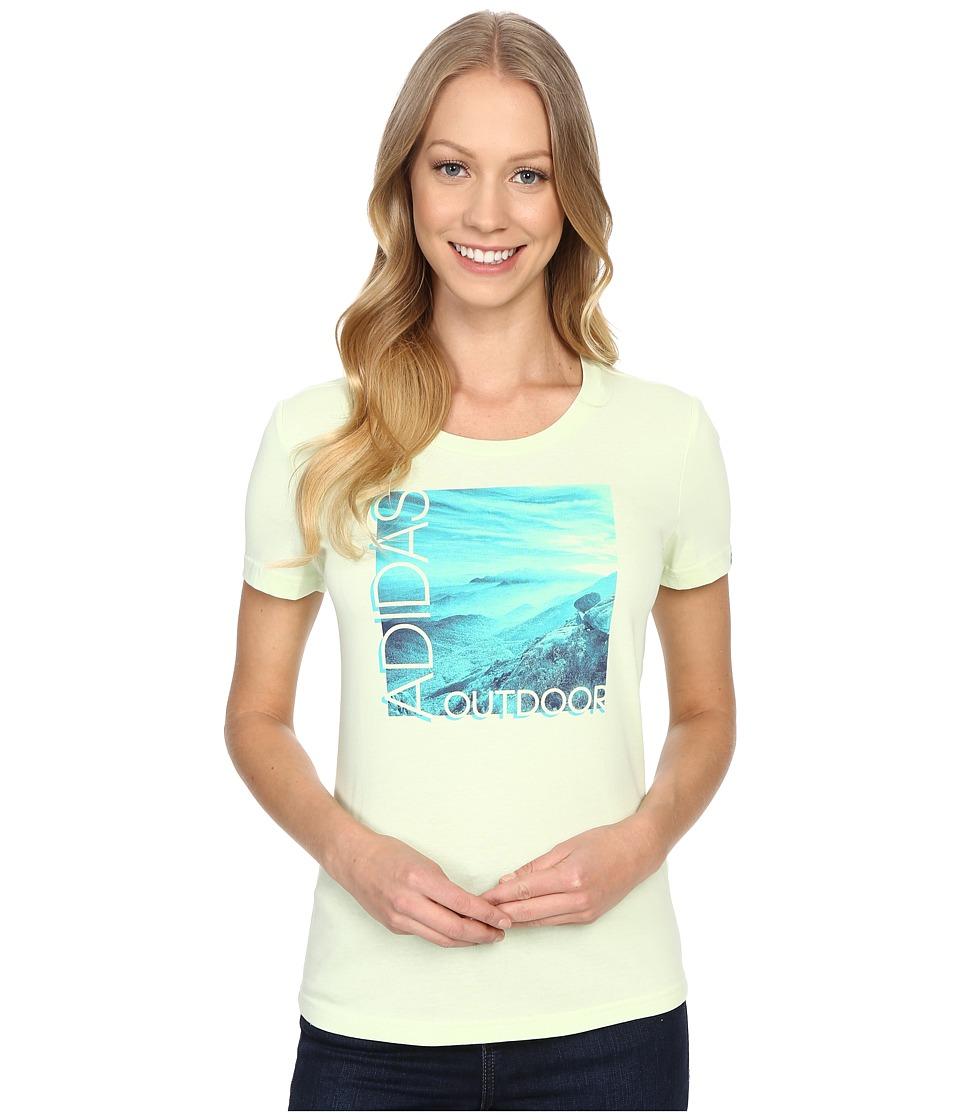 adidas Outdoor - Adi Landscape (Halo) Women's T Shirt
