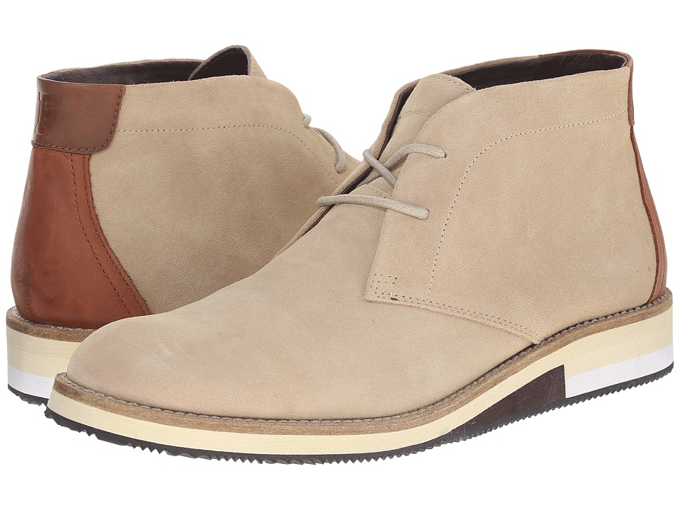 French Connection - Corian (Sand Suede) Men's Lace up casual Shoes