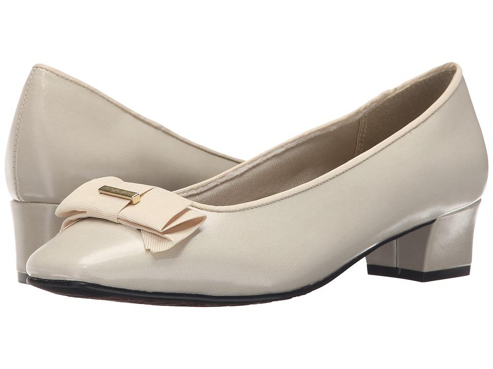 Soft Style - Sharyl (Bone Elegance) Women's 1-2 inch heel Shoes