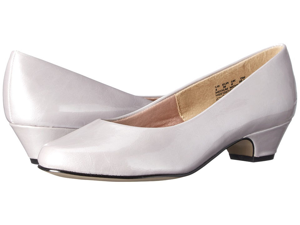 Soft Style - Angel II (Evening Haze Pearlized Patent) Women's 1-2 inch heel Shoes