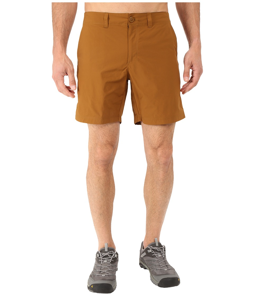 Mountain Hardwear - Castil Casual Short (Golden Brown) Men's Shorts