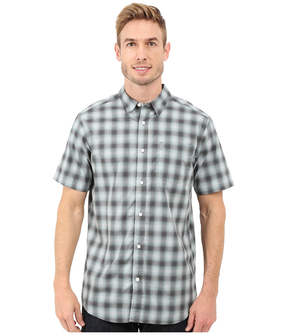 Mountain Hardwear - IPA S/S Shirt (Thunderhead Grey) Men's Short Sleeve Button Up