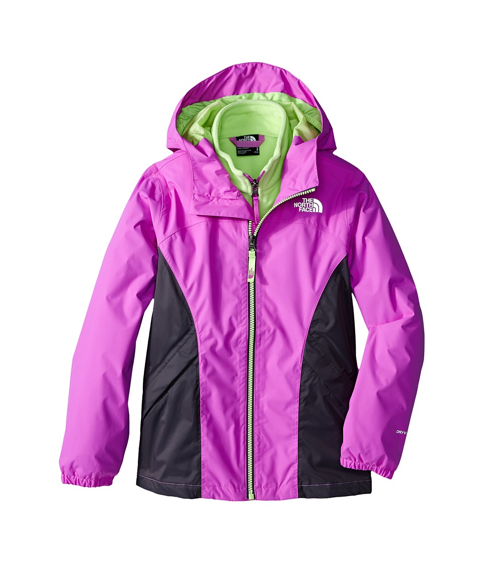 The North Face Kids - Stormy Rain Triclimate (Little Kids/Big Kids) (Sweet Violet) Girl's Coat