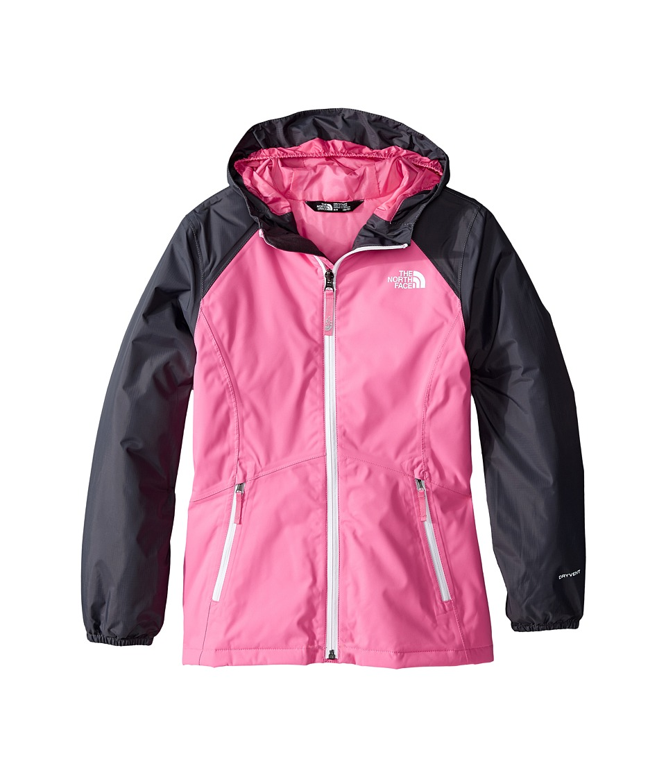 The North Face Kids - Insulated Allabout Jacket (Little Kids/Big Kids) (Cha Cha Pink) Girl's Coat