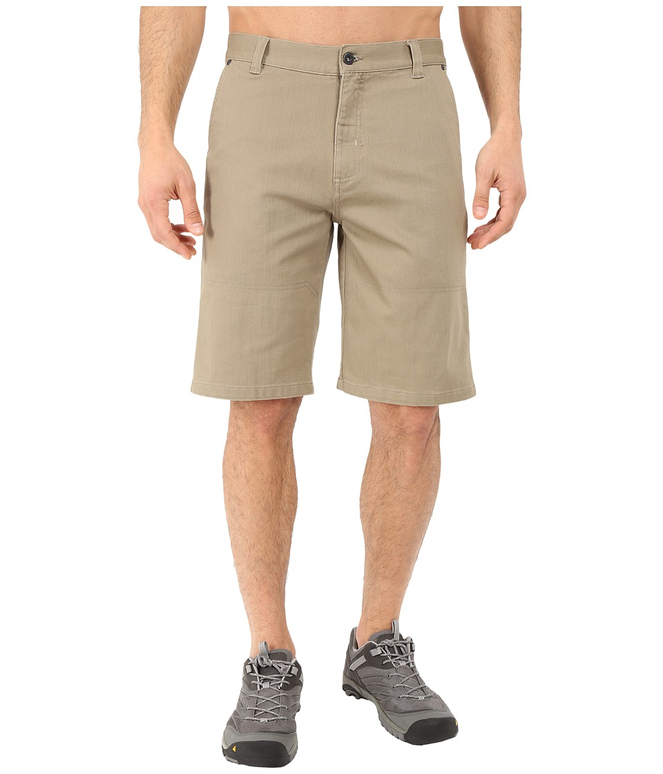 Mountain Hardwear - Passenger Utility Shorts (Khaki) Men's Shorts