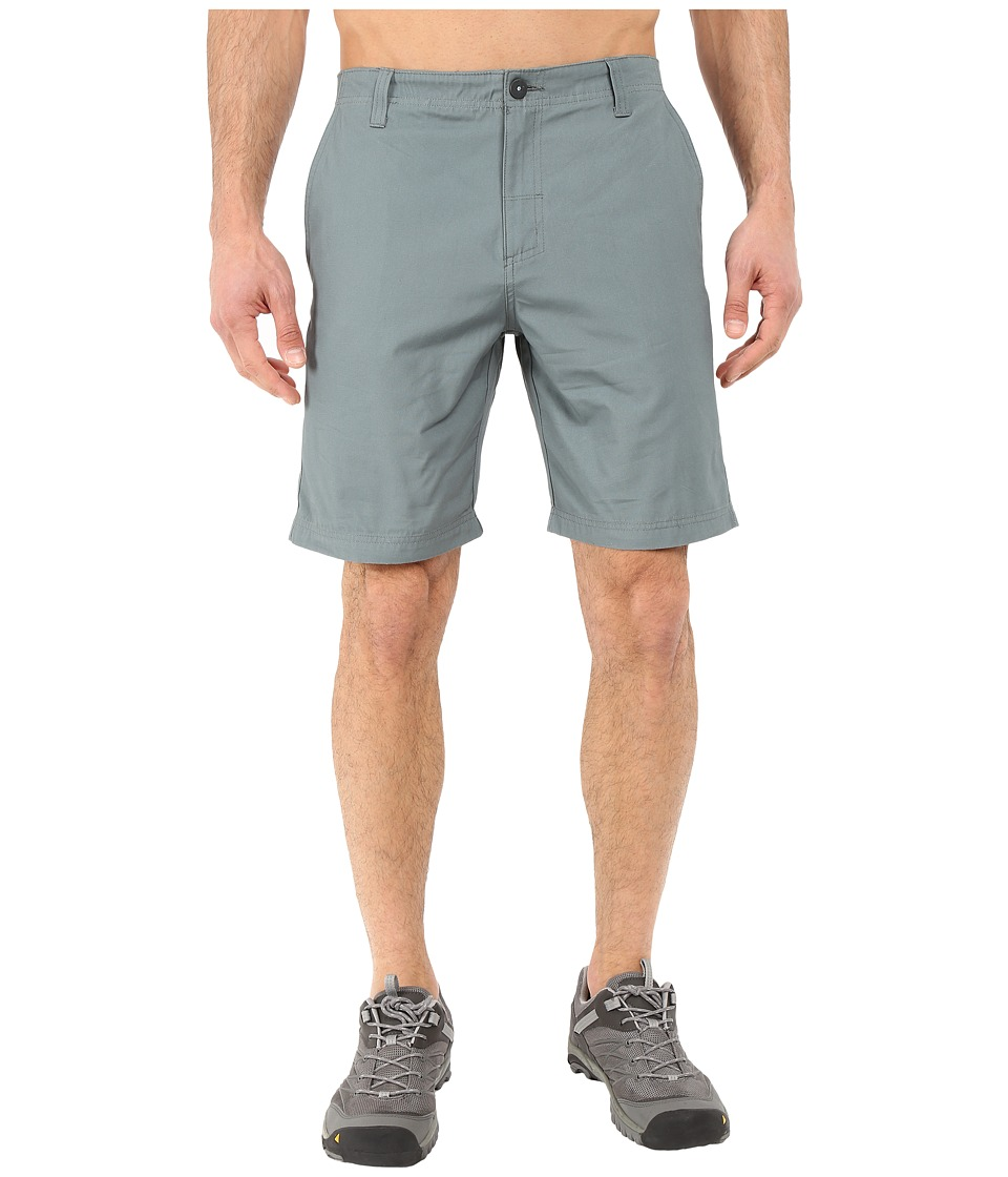 Mountain Hardwear - Peak Pass Shorts (Thunderhead Grey) Men's Shorts