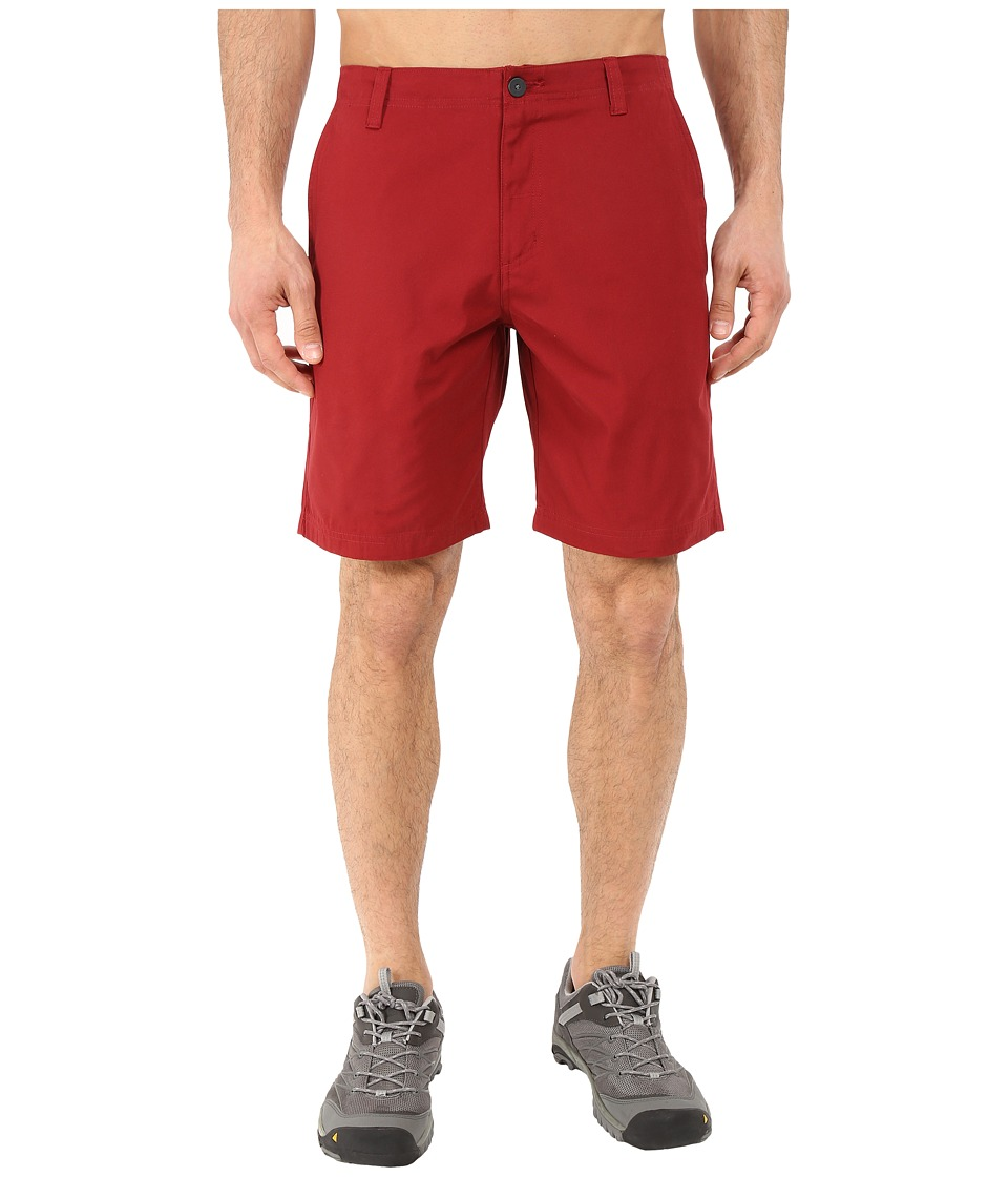 Mountain Hardwear - Peak Pass Shorts (Smolder Red) Men's Shorts