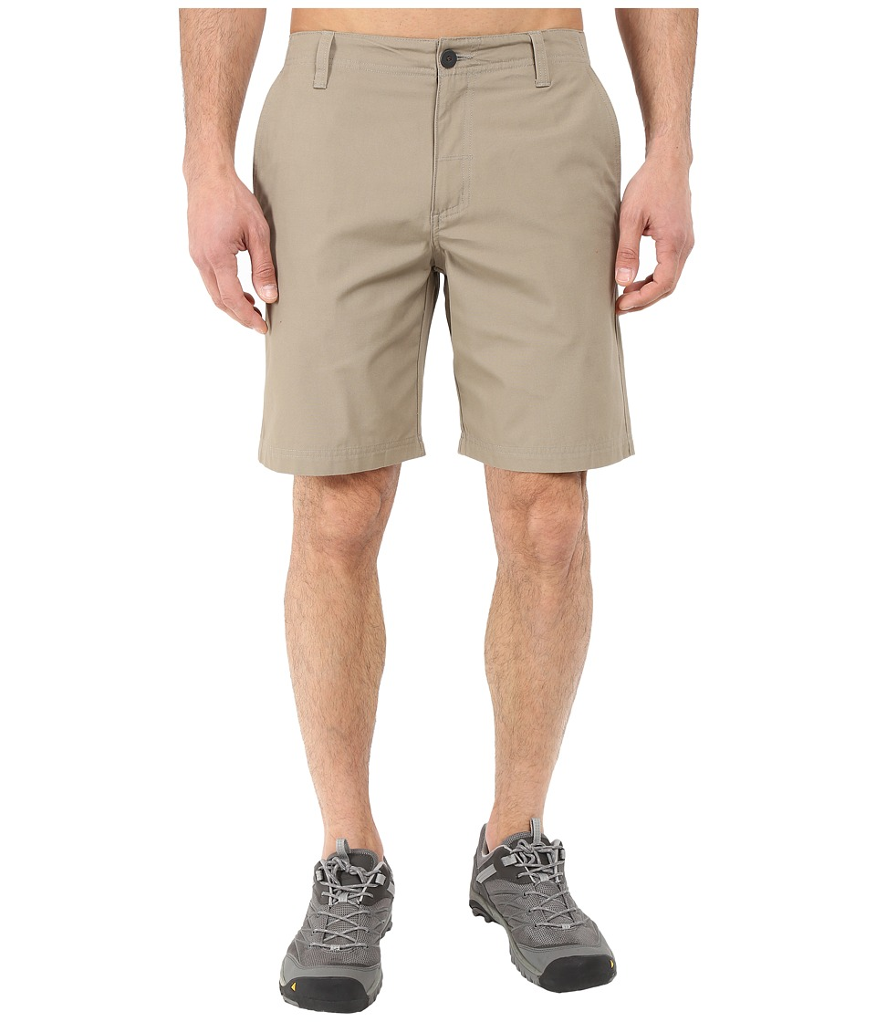 Mountain Hardwear - Peak Pass Shorts (Khaki) Men's Shorts