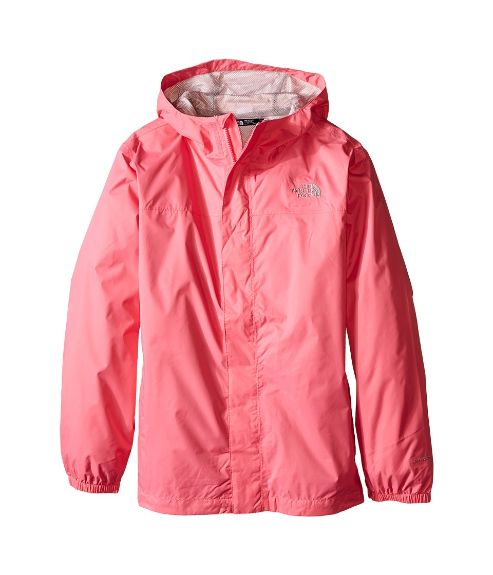 The North Face Kids - Girls' Zipline Rain Jacket (Little Kids/Big Kids) (Cha Cha Pink) Girl's Coat