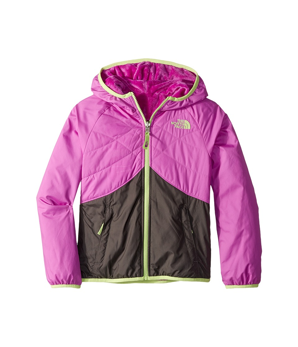 The North Face Kids - Reversible Breezeway Wind Jacket (Little Kids/Big Kids) (Sweet Violet) Girl's Coat