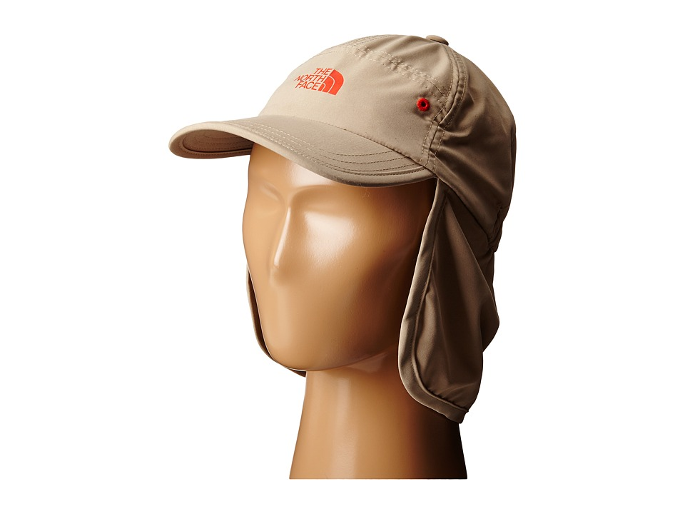 The North Face Kids - Youth Party In The Back Hat (Dune Beige) Caps