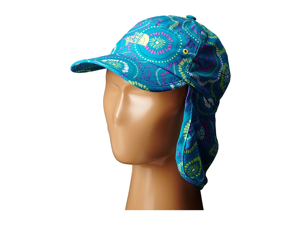 The North Face Kids - Youth Party In The Back Hat (Bluebird Sand Dollar Print) Caps