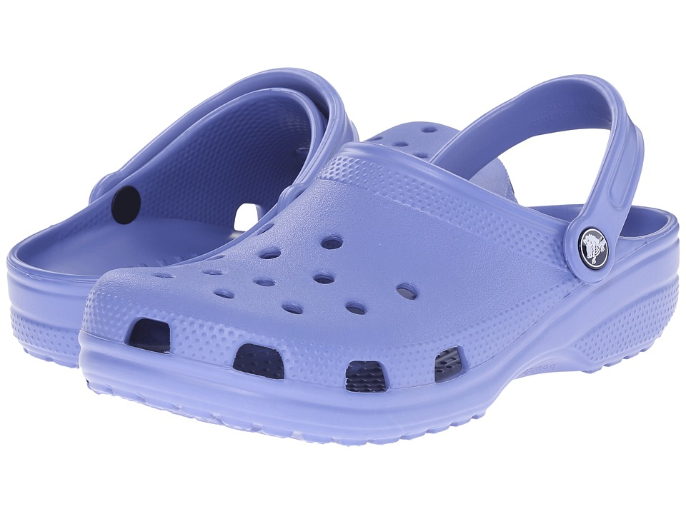 Crocs - Classic Clog (Lapis) Clog Shoes