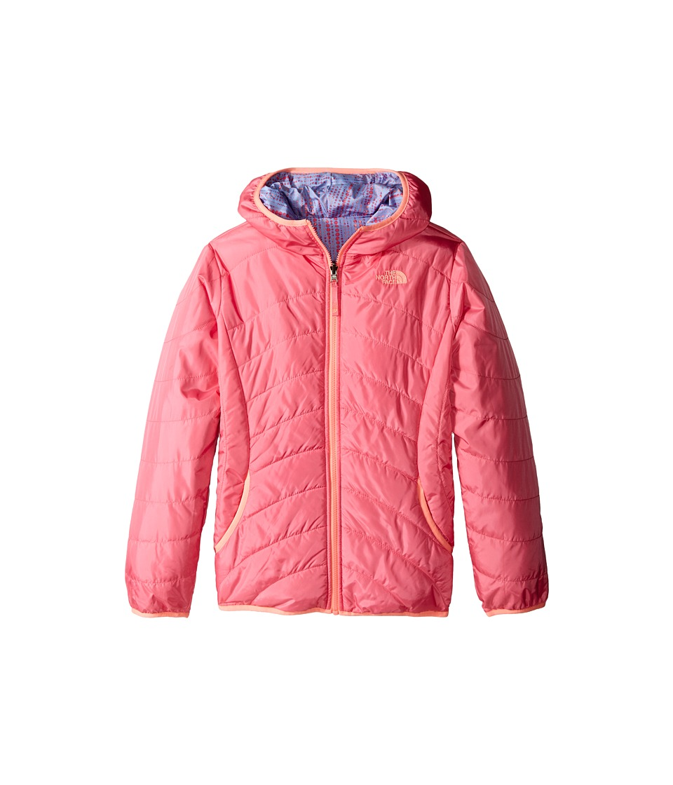 The North Face Kids - Reversible Perrito Peak Jacket (Little Kids/Big Kids) (Cha Cha Pink) Girl's Coat