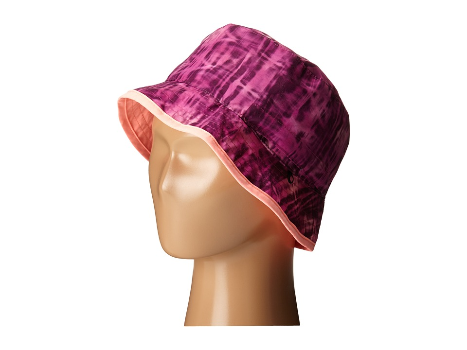 The North Face Kids - Youth Sun Stash Hat (Sweet Violet Reeds Print) Caps