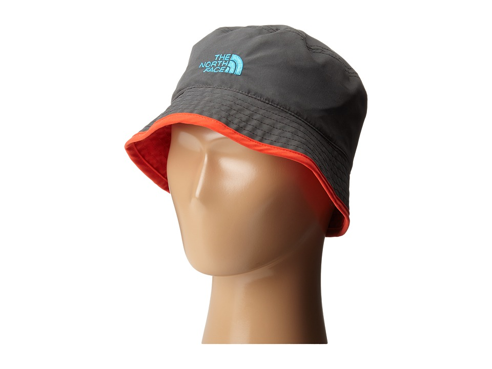The North Face Kids - Youth Sun Stash Hat (Fiery Red) Caps