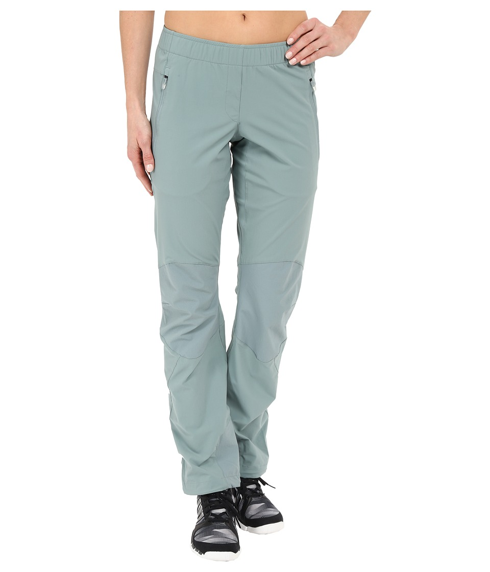 adidas Outdoor - Terrex Multi Pants (Green Earth) Women's Casual Pants
