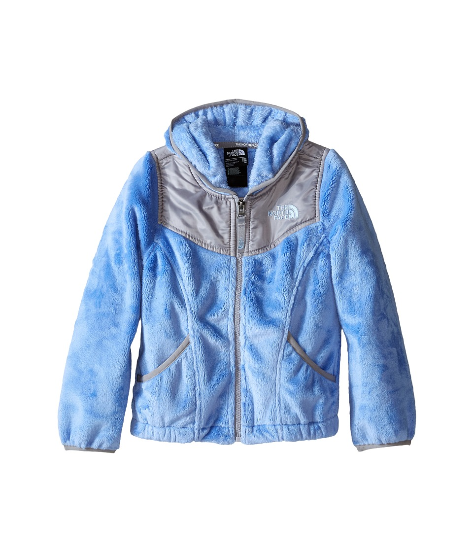 The North Face Kids - Oso Hoodie (Little Kids/Big Kids) (Collar Blue) Girl's Fleece