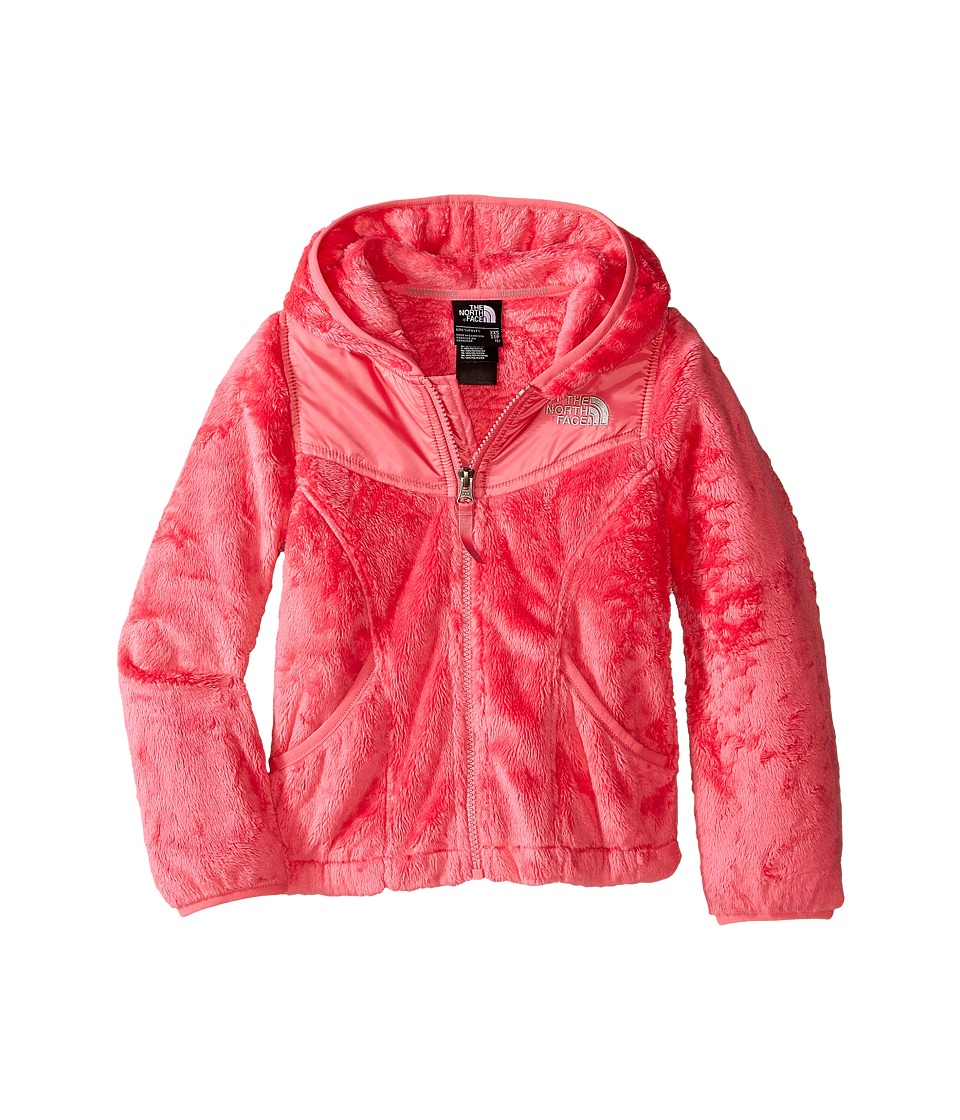 The North Face Kids - Oso Hoodie (Little Kids/Big Kids) (Cha Cha Pink) Girl's Fleece