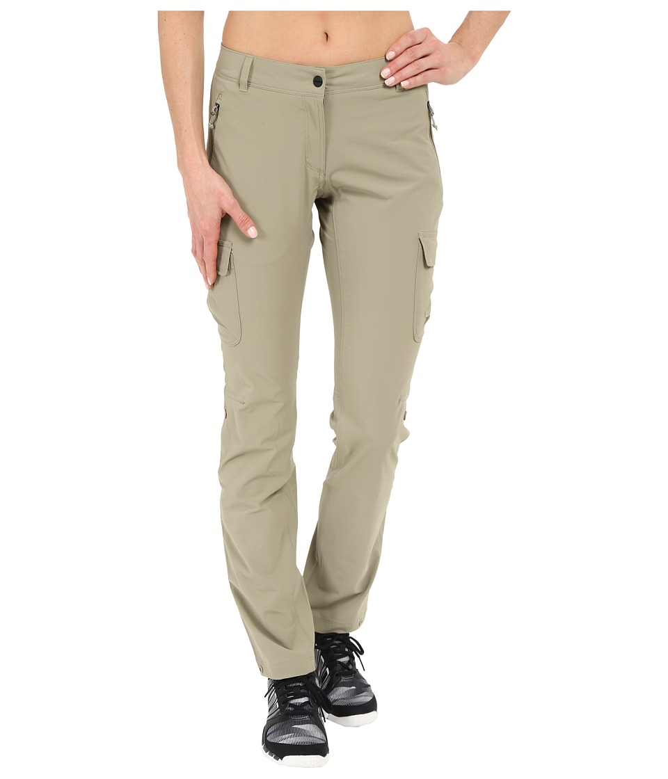 adidas Outdoor - All Outdoor Flex Hike Pants (Tech Beige) Women's Casual Pants