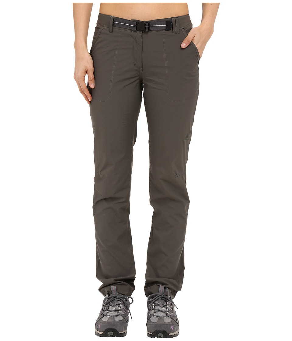 adidas Outdoor - All Outdoor Lite Hike Woven Pants (Cinder) Women's Casual Pants